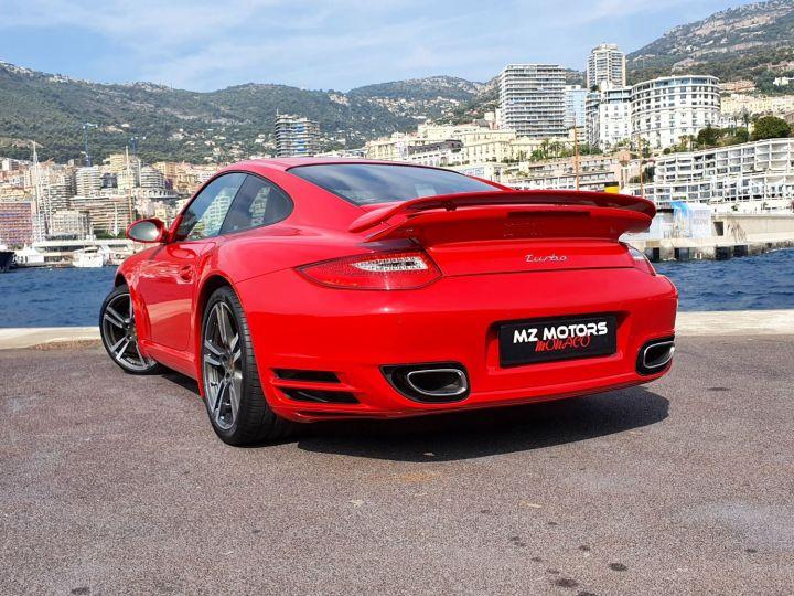 Porsche 911 997 II TURBO COUPE 3.8 500 CV PDK - 1ere Main - 25900 Km Red Guards Vendu - 15