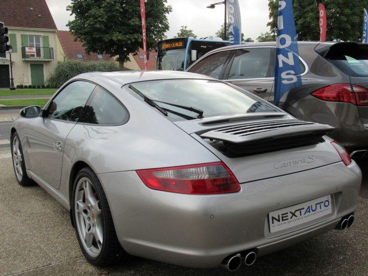 Porsche 911 (997) S 3.8L 355CH BVM6 Gris Clair - 3