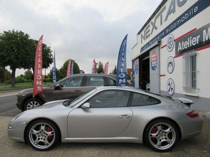 Porsche 911 (997) S 3.8L 355CH BVM6 Gris Clair - 5