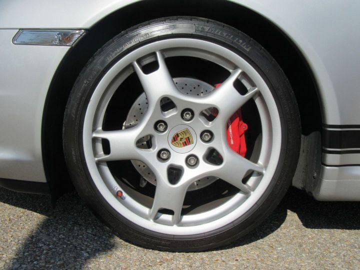 Porsche 911 (997) S 3.8L 355CH BVM6 Gris Clair - 15