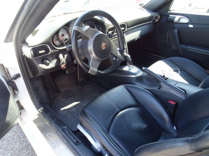 Porsche 911 997 S 3.8L 385PS PDK/PACK CHRONO + TOE BIXENON CD S.SPORT PACK CUIR REGULATEUR DE VITESSE blanc nacré - 13