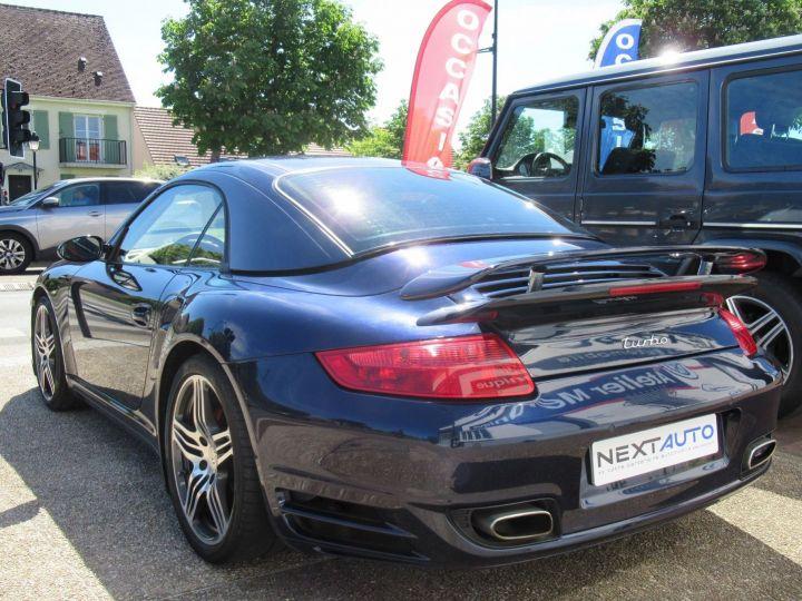 Porsche 911 (997) TURBO Bleu Lapislazuli - 3