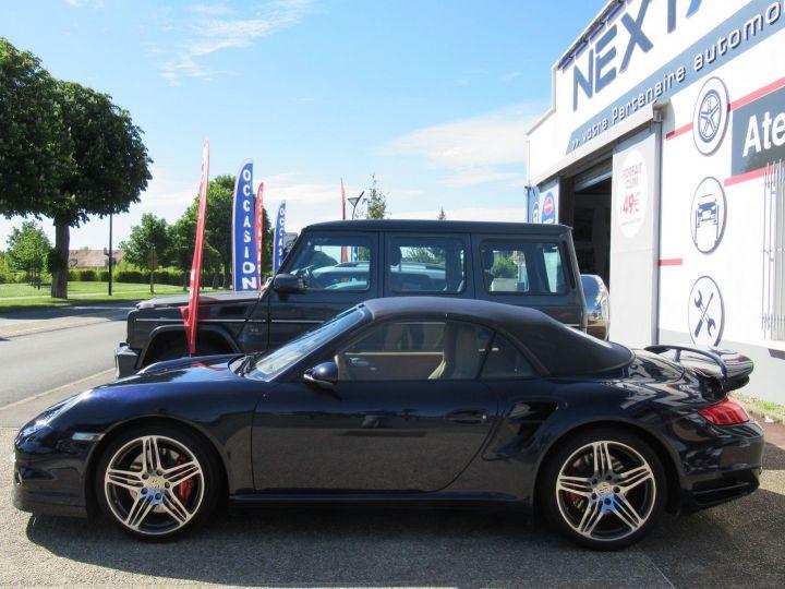 Porsche 911 (997) TURBO Bleu Lapislazuli - 5