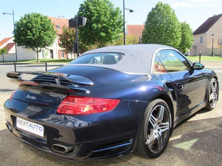 Porsche 911 (997) TURBO Bleu Lapislazuli - 16