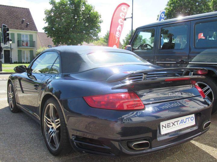 Porsche 911 (997) TURBO Bleu Lapislazuli - 18