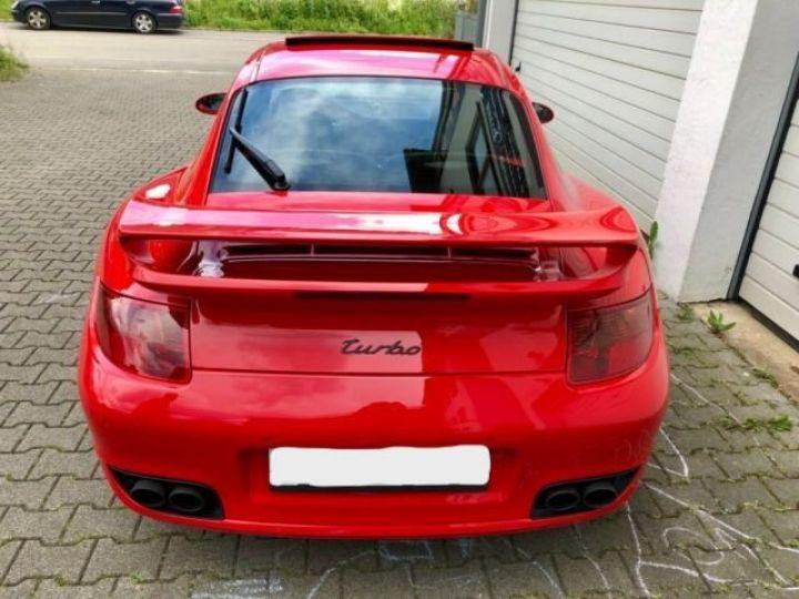 Porsche 911 997 Turbo AEROKIT boite méca rouge indisch - 3