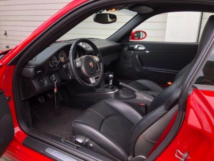 Porsche 911 997 Turbo AEROKIT boite méca rouge indisch - 6