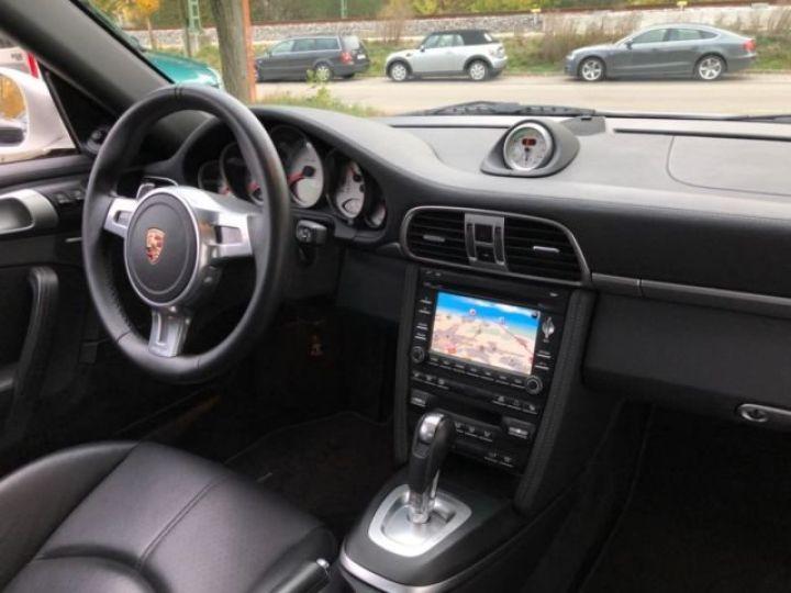 Porsche 911 997 TURBO PDK BLANC - 10