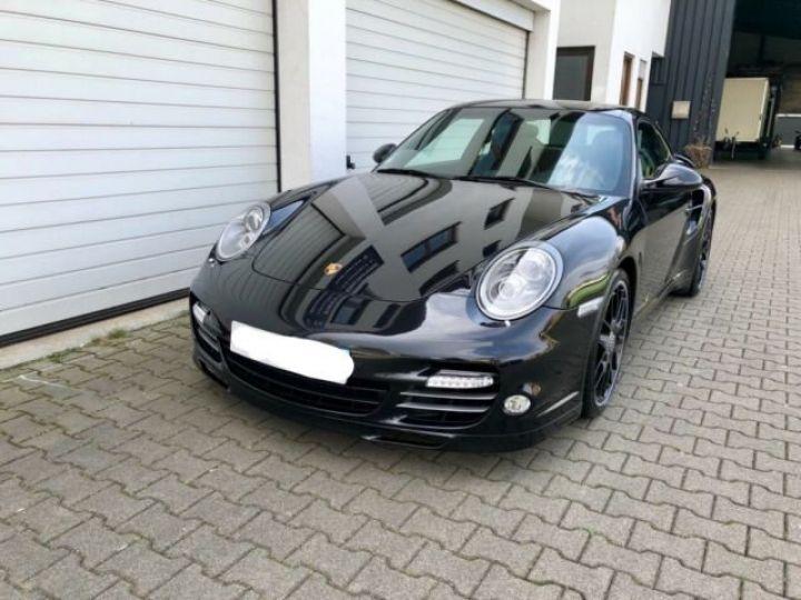 Porsche 911 997 Turbo S PDK noir basalt - 3