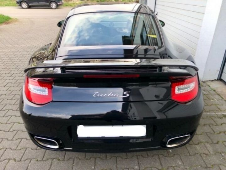 Porsche 911 997 Turbo S PDK noir basalt - 4