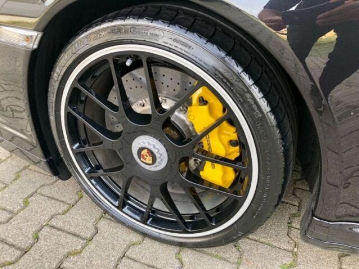 Porsche 911 997 Turbo S PDK noir basalt - 6