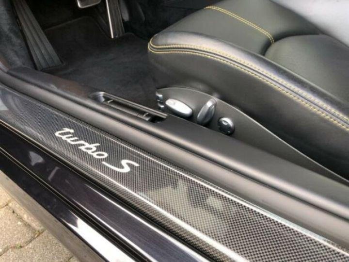Porsche 911 997 Turbo S PDK noir basalt - 10