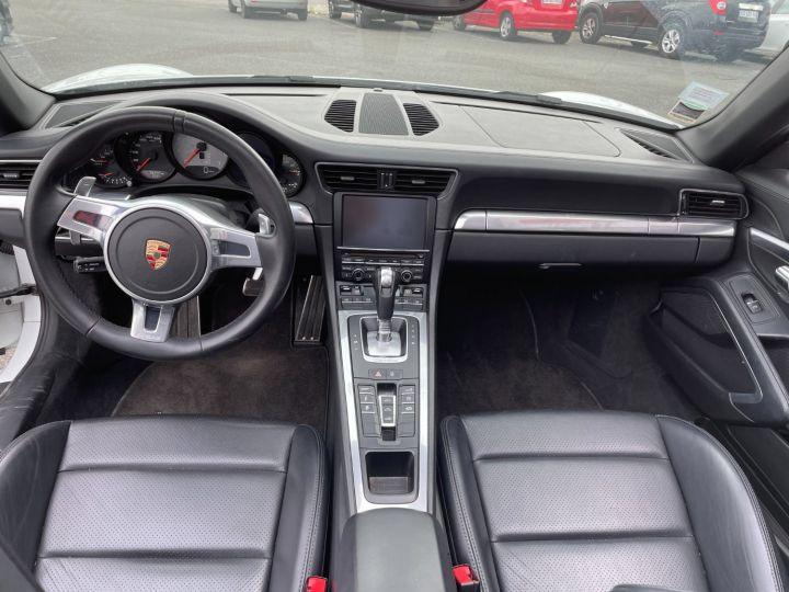 Porsche 911 Cabriolet 3.8 Carrera S 400cv Blanc - 9