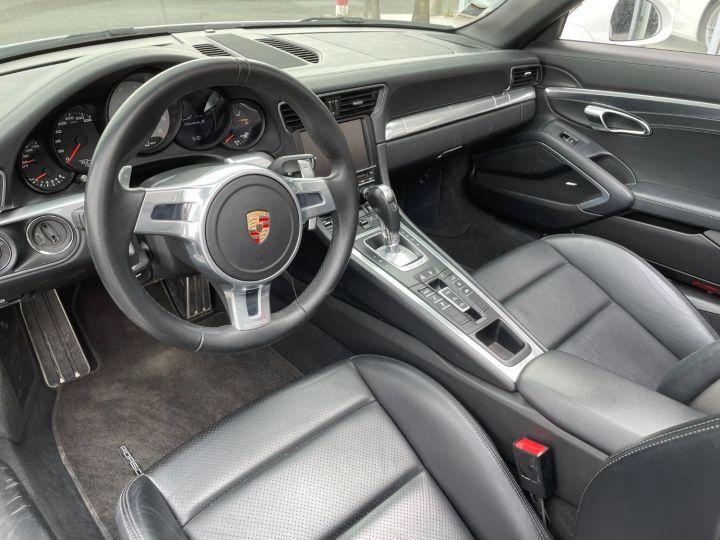 Porsche 911 Cabriolet 3.8 Carrera S 400cv Blanc - 10