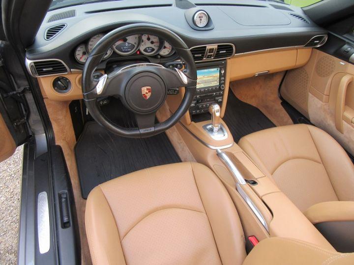 Porsche 911 CABRIOLET (997) CARRERA 4S PDK KIT X51 408CH Gris Fonce Occasion - 2