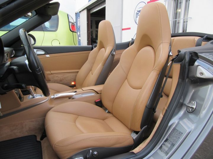 Porsche 911 CABRIOLET (997) CARRERA 4S PDK KIT X51 408CH Gris Fonce Occasion - 4