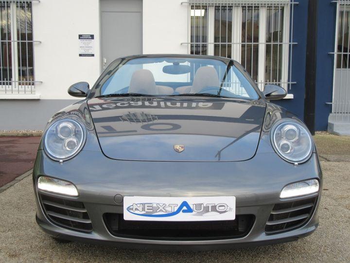 Porsche 911 CABRIOLET (997) CARRERA 4S PDK KIT X51 408CH Gris Fonce Occasion - 6