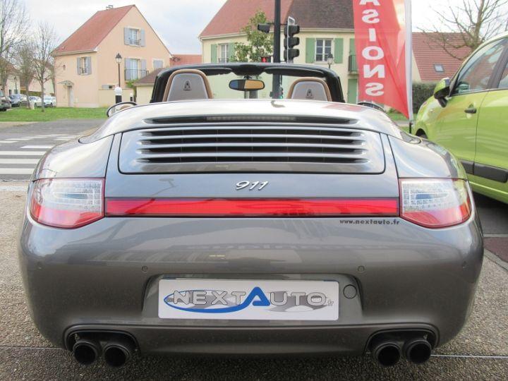 Porsche 911 CABRIOLET (997) CARRERA 4S PDK KIT X51 408CH Gris Fonce Occasion - 7