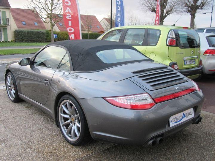 Porsche 911 CABRIOLET (997) CARRERA 4S PDK KIT X51 408CH Gris Fonce Occasion - 16