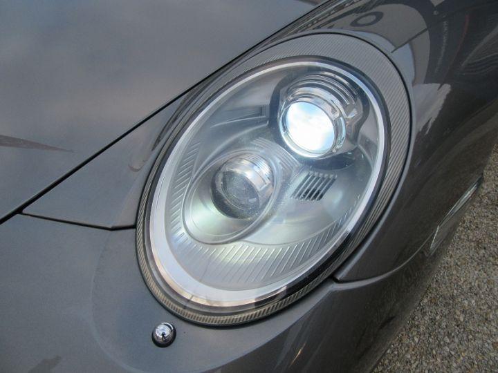 Porsche 911 CABRIOLET (997) CARRERA 4S PDK KIT X51 408CH Gris Fonce Occasion - 19