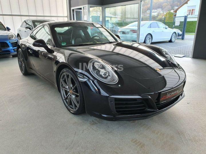 Porsche 911 carrera noir - 1