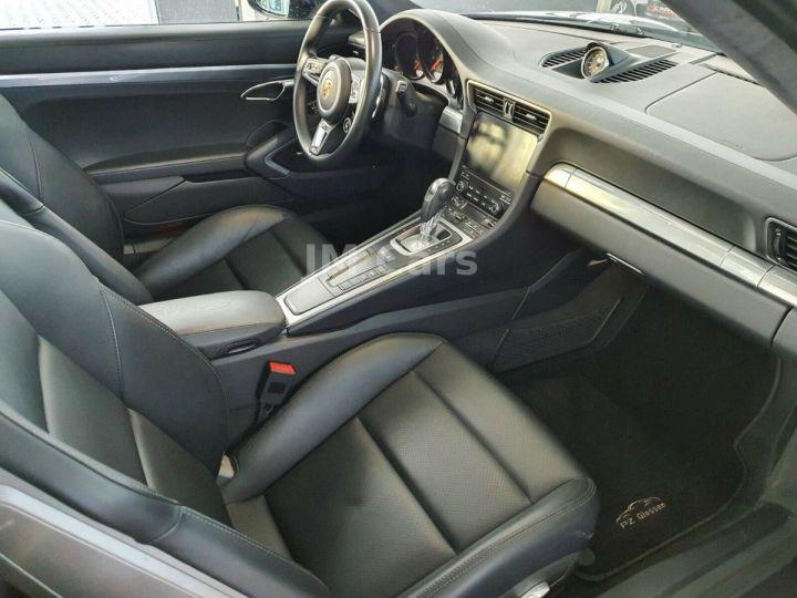 Porsche 911 carrera noir - 8