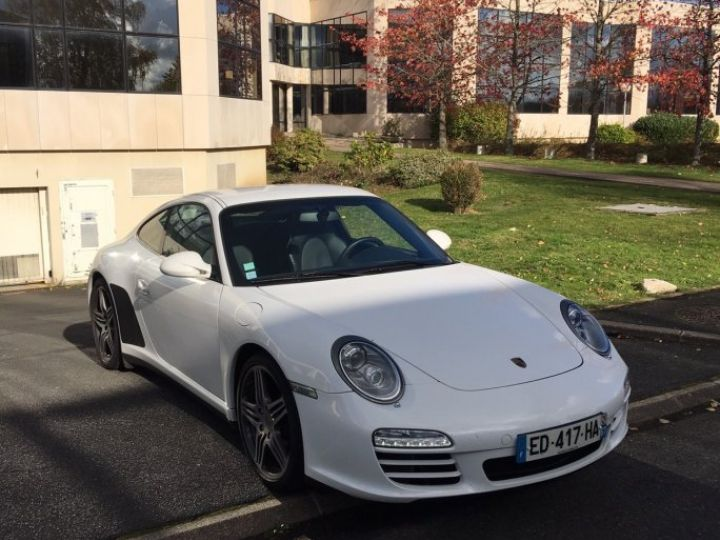 Porsche 911 Carrera 4 PDK Blanc Occasion - 2