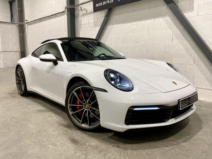 Porsche 911 CARRERA COUPE 992 Carrera Coupé 3.0i 385 PDK Blanc - 1