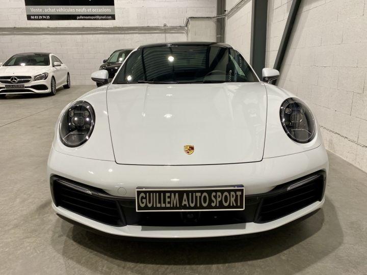 Porsche 911 CARRERA COUPE 992 Carrera Coupé 3.0i 385 PDK Blanc - 5