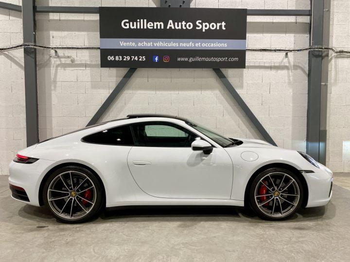 Porsche 911 CARRERA COUPE 992 Carrera Coupé 3.0i 385 PDK Blanc - 6