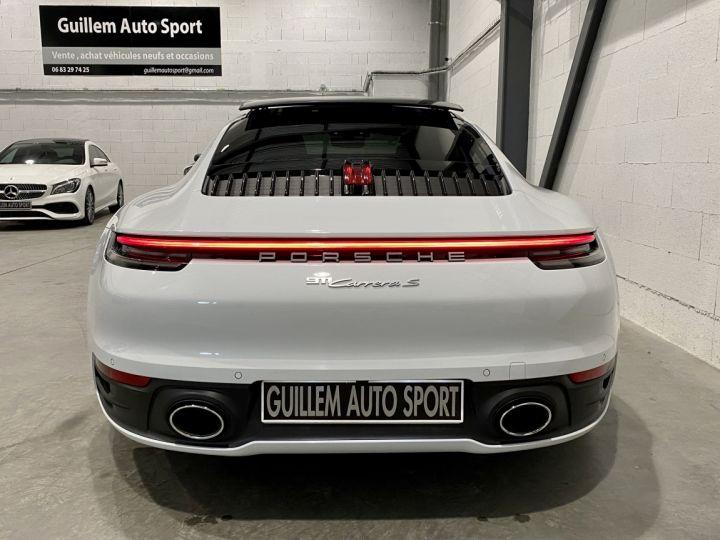 Porsche 911 CARRERA COUPE 992 Carrera Coupé 3.0i 385 PDK Blanc - 8