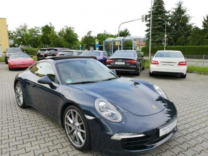 Porsche 911 Carrera S Noir métallisée  - 3