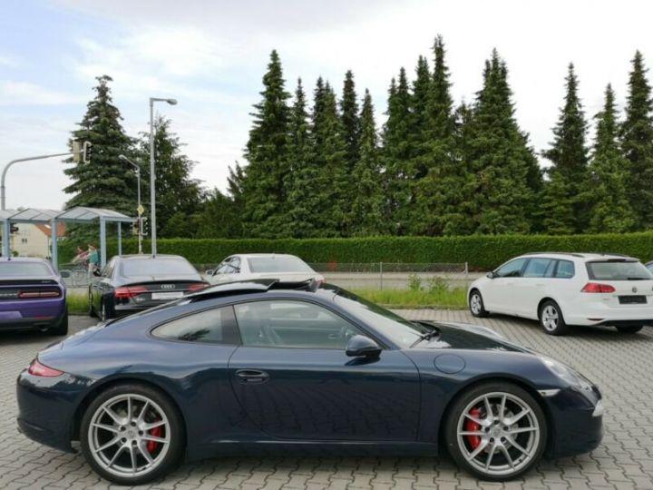 Porsche 911 Carrera S Noir métallisée  - 4