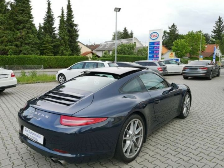 Porsche 911 Carrera S Noir métallisée  - 5