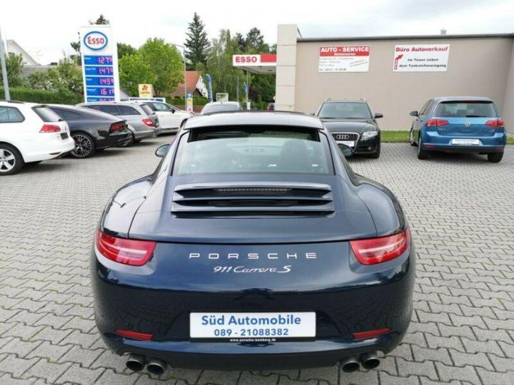 Porsche 911 Carrera S Noir métallisée  - 6