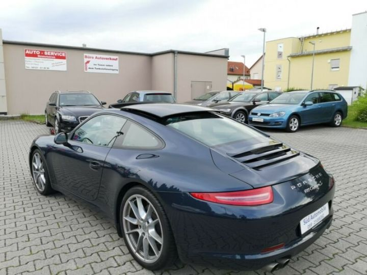 Porsche 911 Carrera S Noir métallisée  - 7