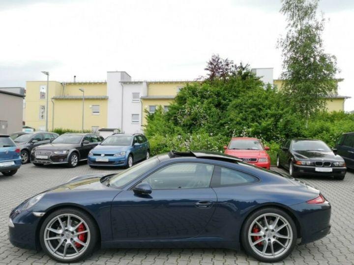Porsche 911 Carrera S Noir métallisée  - 8