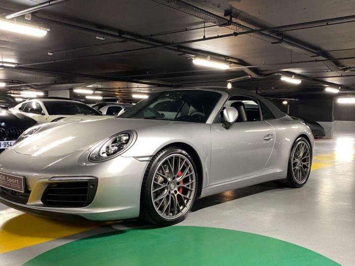 Porsche 911 Carrera S Cabriolet 3.0i 420 PDK Gris Occasion - 2