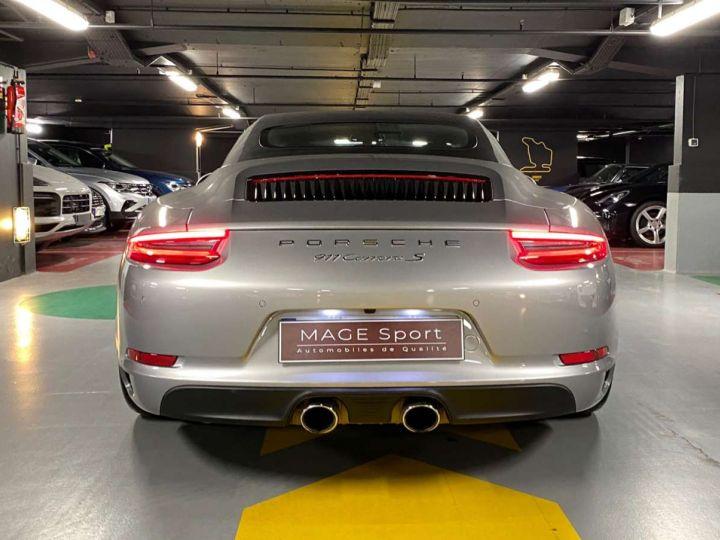 Porsche 911 Carrera S Cabriolet 3.0i 420 PDK Gris Occasion - 7