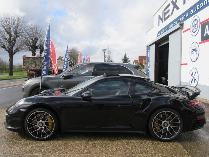 Porsche 911 COUPE (991) 3.8 580CH TURBO S PDK Gris Mat Occasion - 5