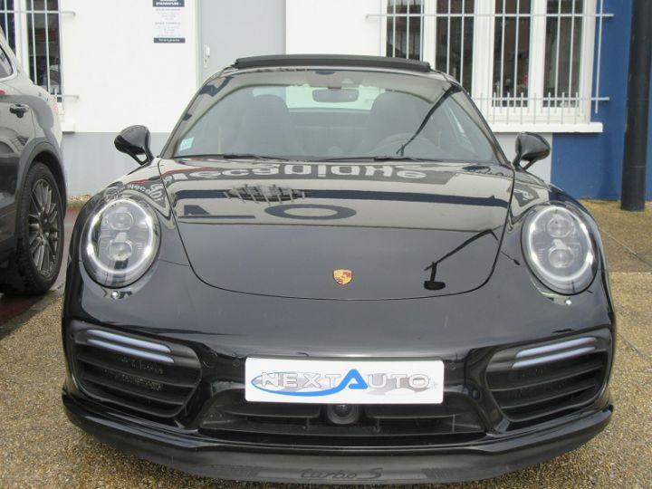 Porsche 911 COUPE (991) 3.8 580CH TURBO S PDK Gris Mat Occasion - 6