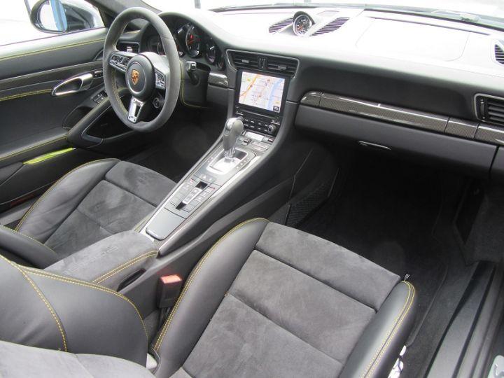 Porsche 911 COUPE (991) 3.8 580CH TURBO S PDK Gris Mat Occasion - 8