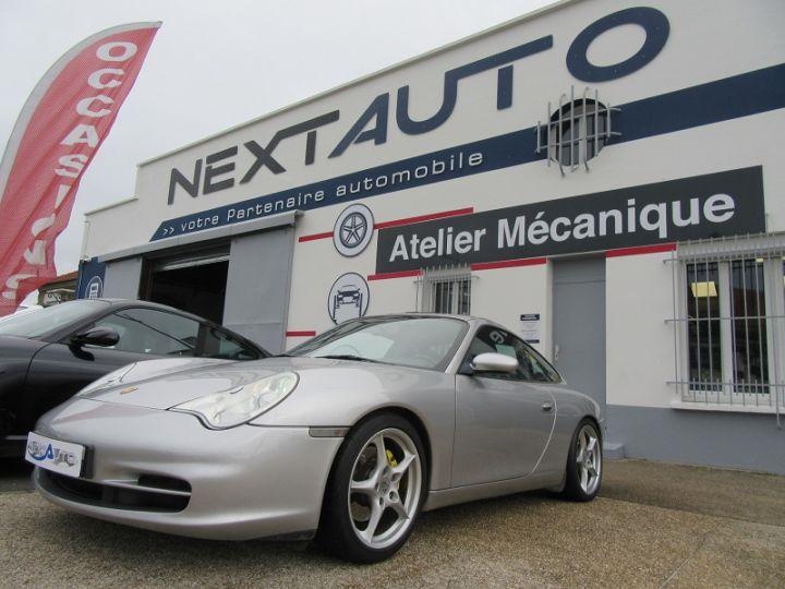 Porsche 911 COUPE (996) 320CH CARRERA TIPTRONIC S Gris Clair Occasion - 1