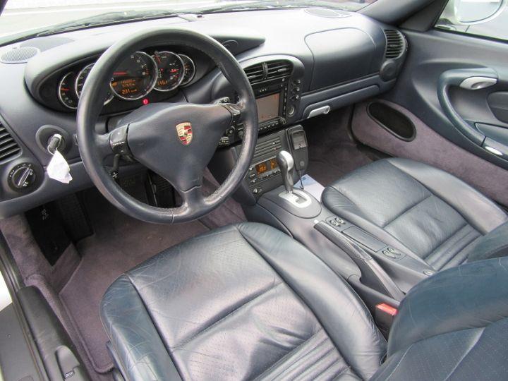 Porsche 911 COUPE (996) 320CH CARRERA TIPTRONIC S Gris Clair Occasion - 2