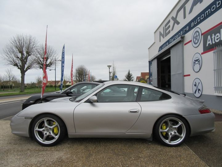 Porsche 911 COUPE (996) 320CH CARRERA TIPTRONIC S Gris Clair Occasion - 5