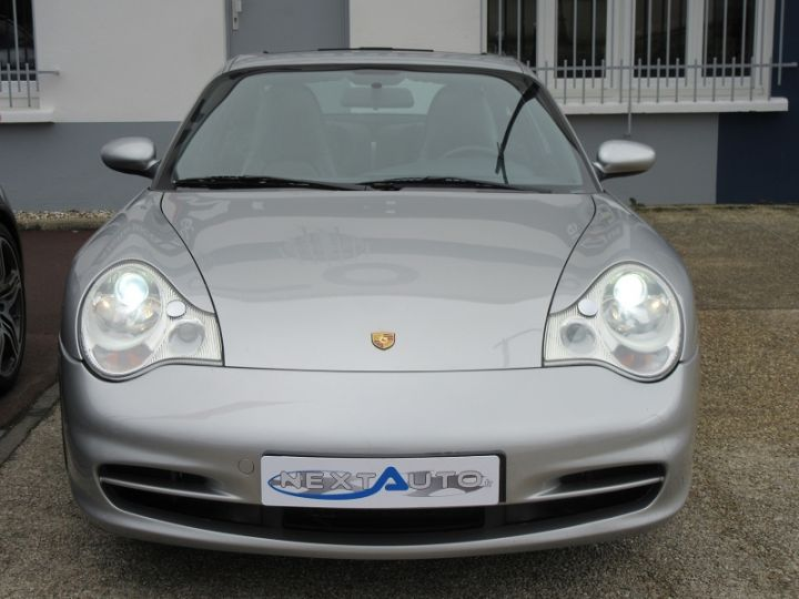 Porsche 911 COUPE (996) 320CH CARRERA TIPTRONIC S Gris Clair Occasion - 6