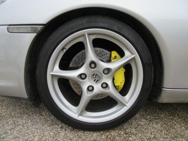 Porsche 911 COUPE (996) 320CH CARRERA TIPTRONIC S Gris Clair Occasion - 7