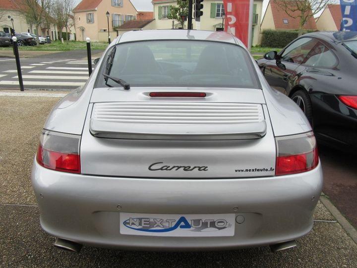 Porsche 911 COUPE (996) 320CH CARRERA TIPTRONIC S Gris Clair Occasion - 8