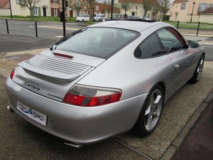 Porsche 911 COUPE (996) 320CH CARRERA TIPTRONIC S Gris Clair Occasion - 9
