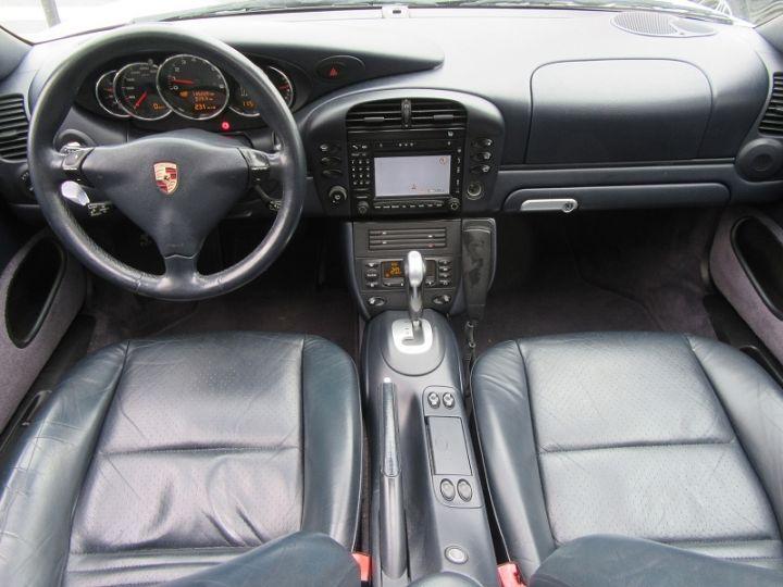 Porsche 911 COUPE (996) 320CH CARRERA TIPTRONIC S Gris Clair Occasion - 13
